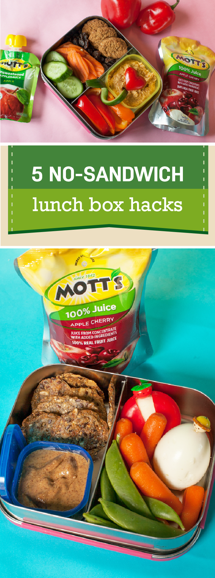 No sandwich lunch box hacks food allergies meal ideas and lunch box juice forumfinder Images