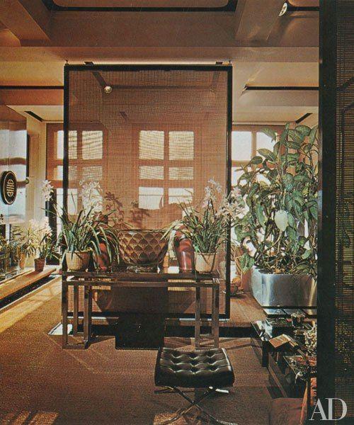 70s Parisian Apartment Google Search