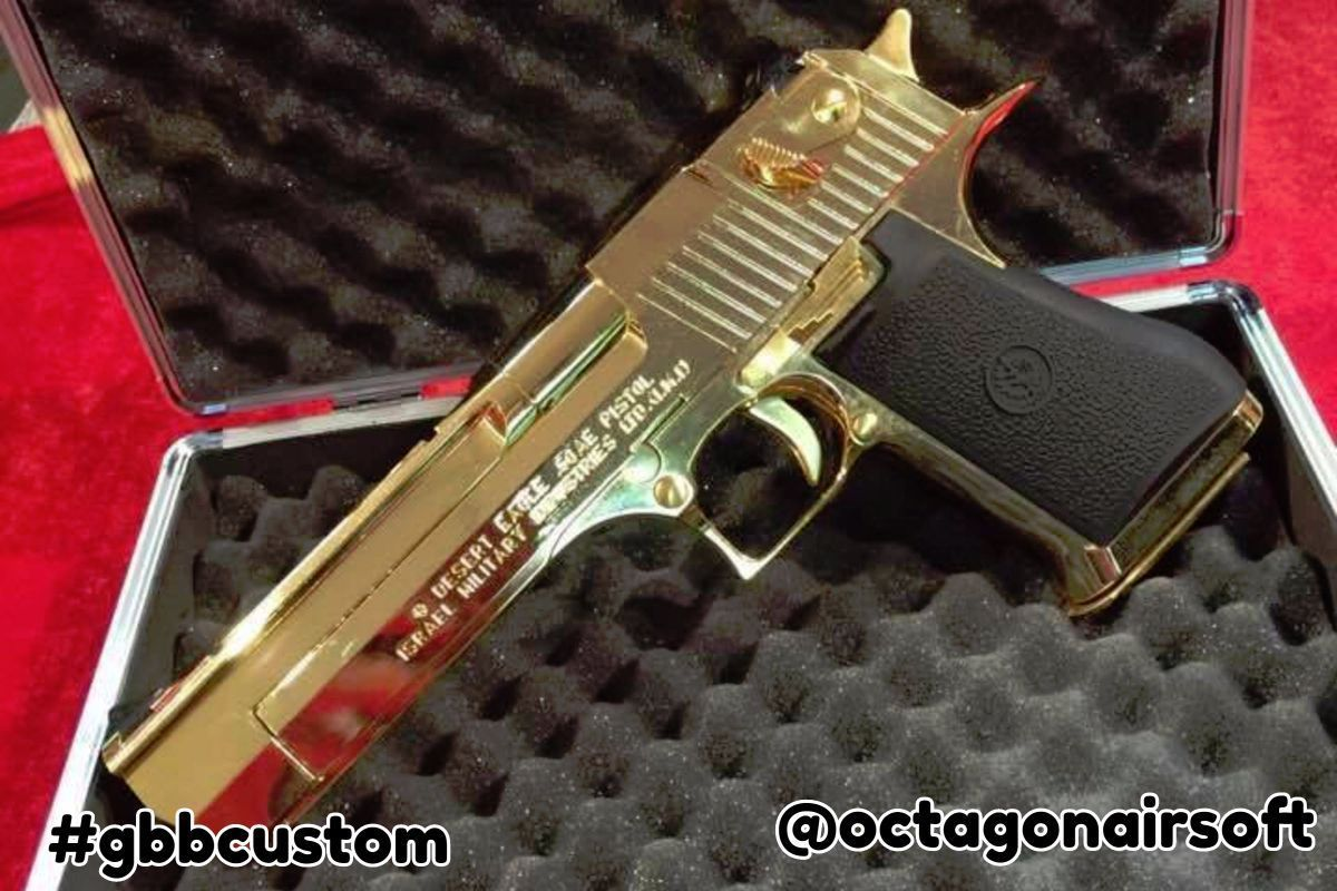 Pin by Shooter Ready Grip on Shooter Ready Grip Tape | Desert eagle