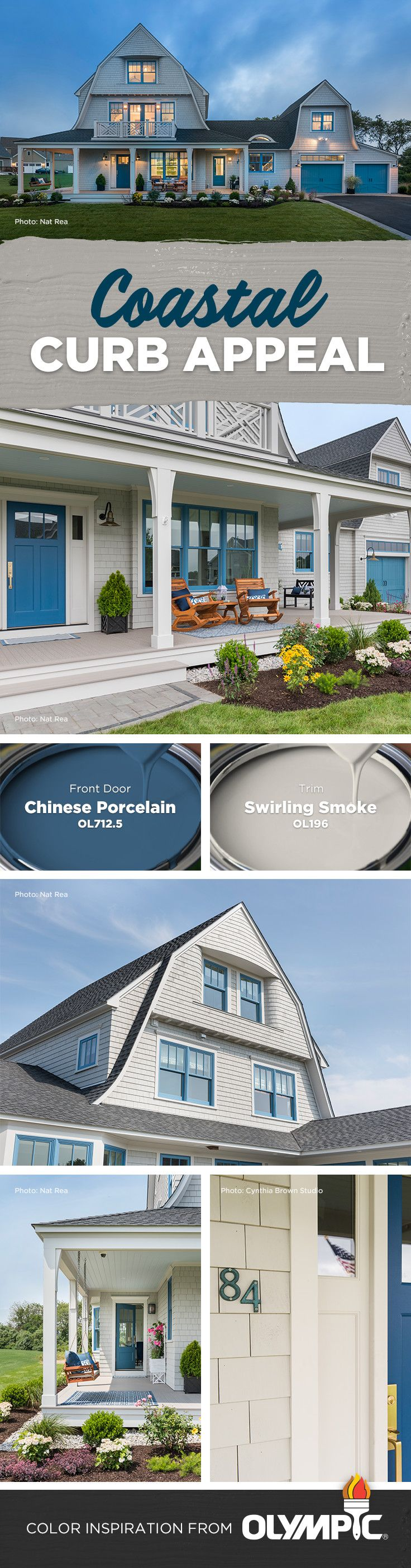 Beach House: Gorgeous Exterior Features | Rhode Island Beaches, Exterior  Colors And Island Beach