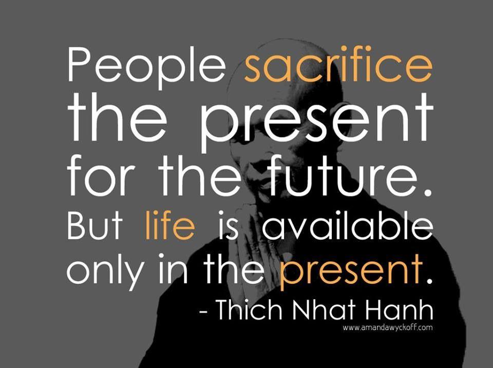 The Present the Future