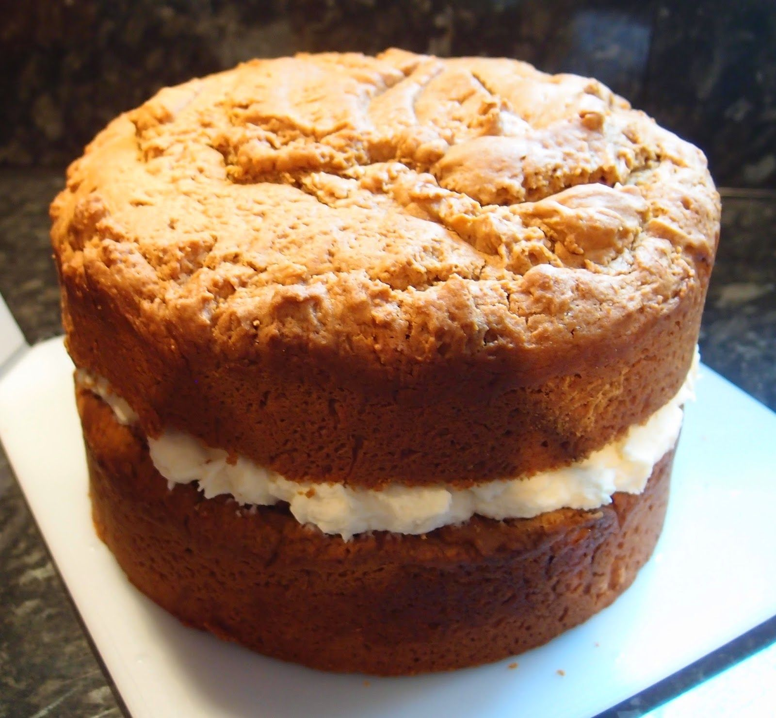The Caked Crusader: Brown butter spice cake
