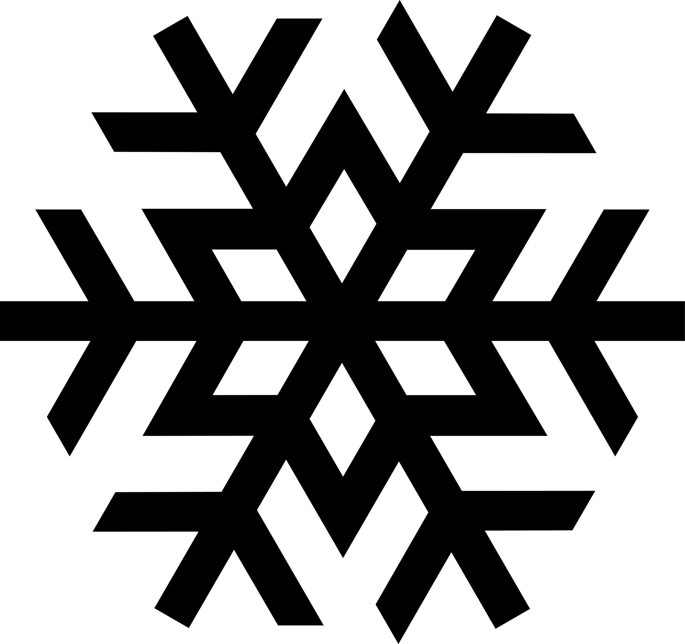 10+ Royalty free snowflake clipart ideas in 2021
