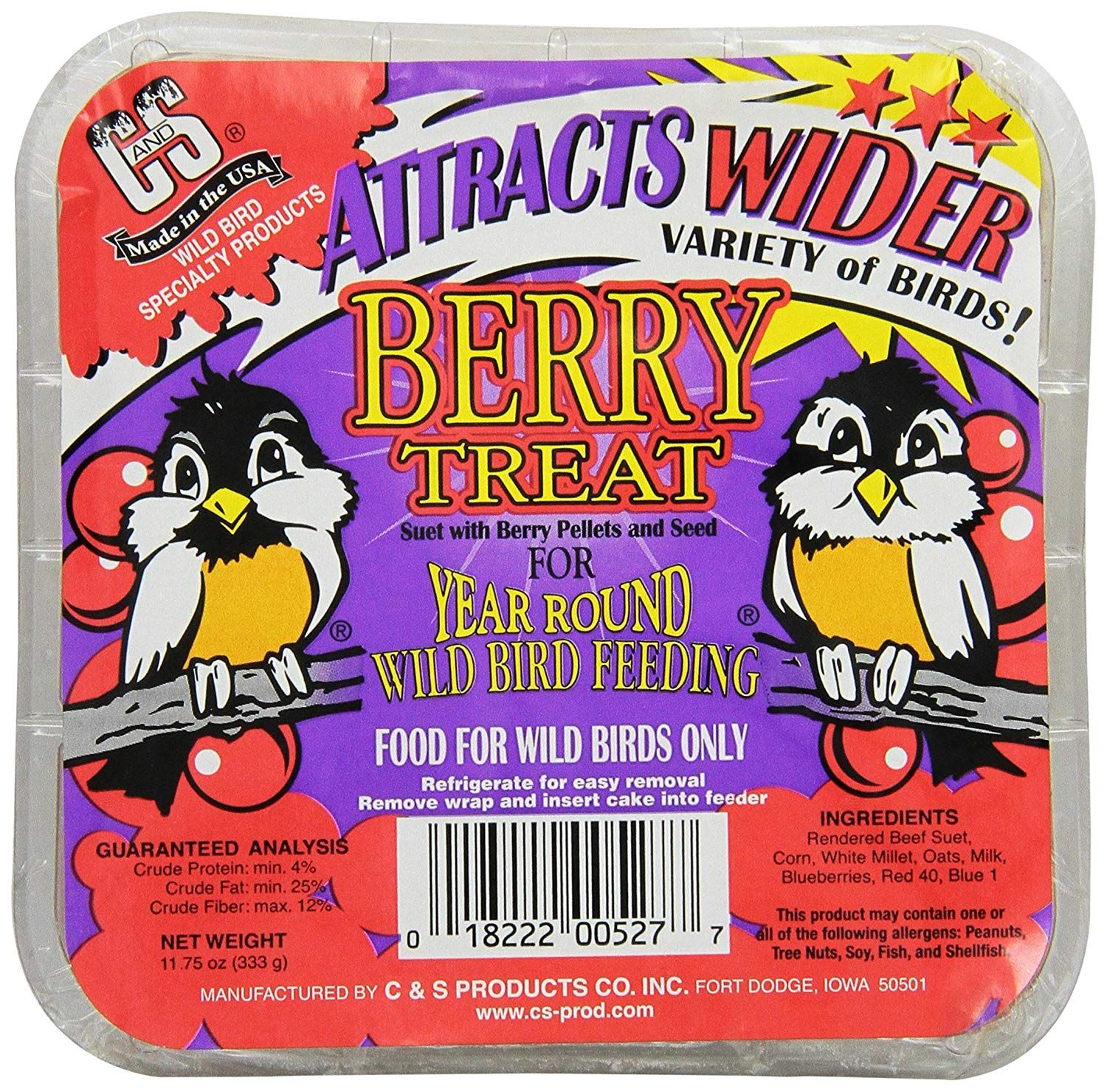 C and s products berry treat 12piece you can get