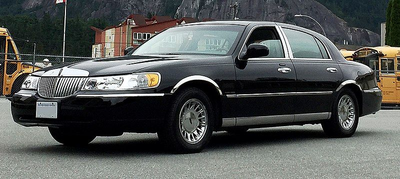 2001 Lincoln Town Car Cartier Lincoln Town Car Wikipedia Gta