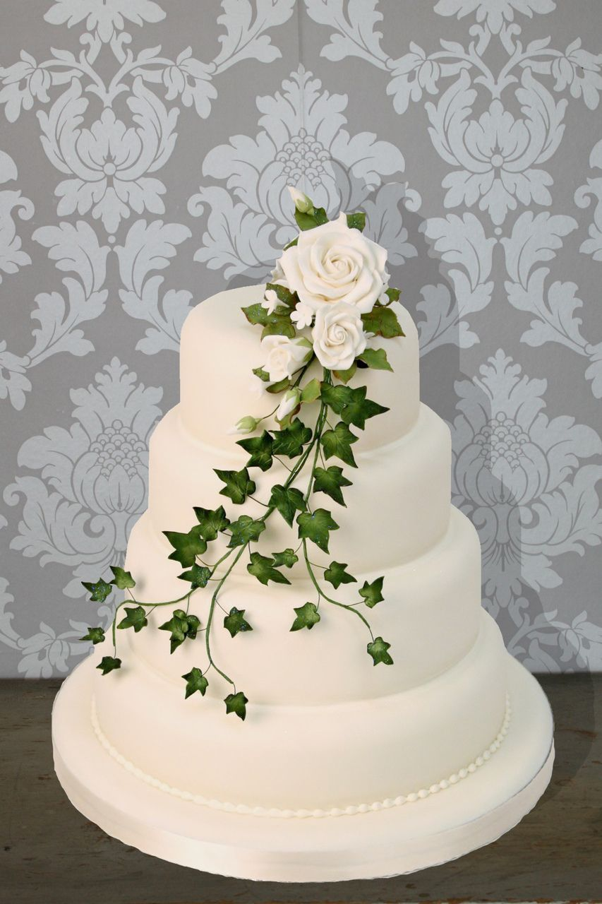 Trailing Ivy | CAKE!!! | Pinterest | Cake stores, Cake and Wedding cake