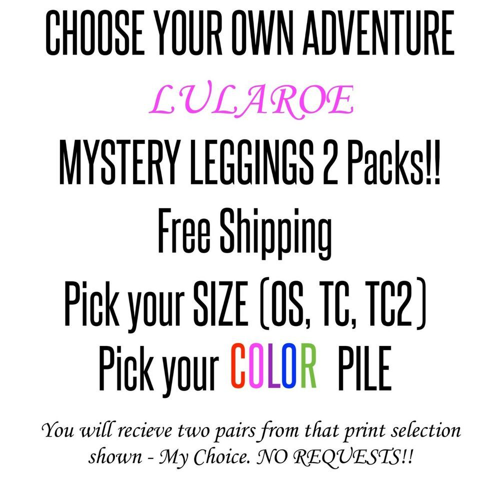LuLaroe Tall /& Curvy 2 Pack Leggings NWT