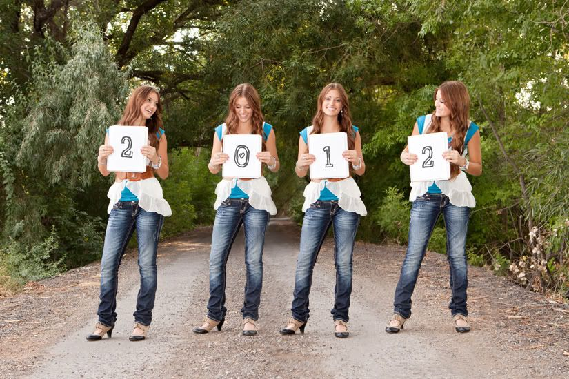 Can I please do this my senior year?