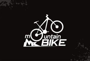 Mountain Bike Logo Bike Logos Design Mountain Bike Tattoo Bike