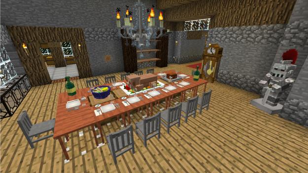 Decocraft Beautiful Aesthetic Mod Muebles Minecraft Mods De Minecraft Casas Minecraft