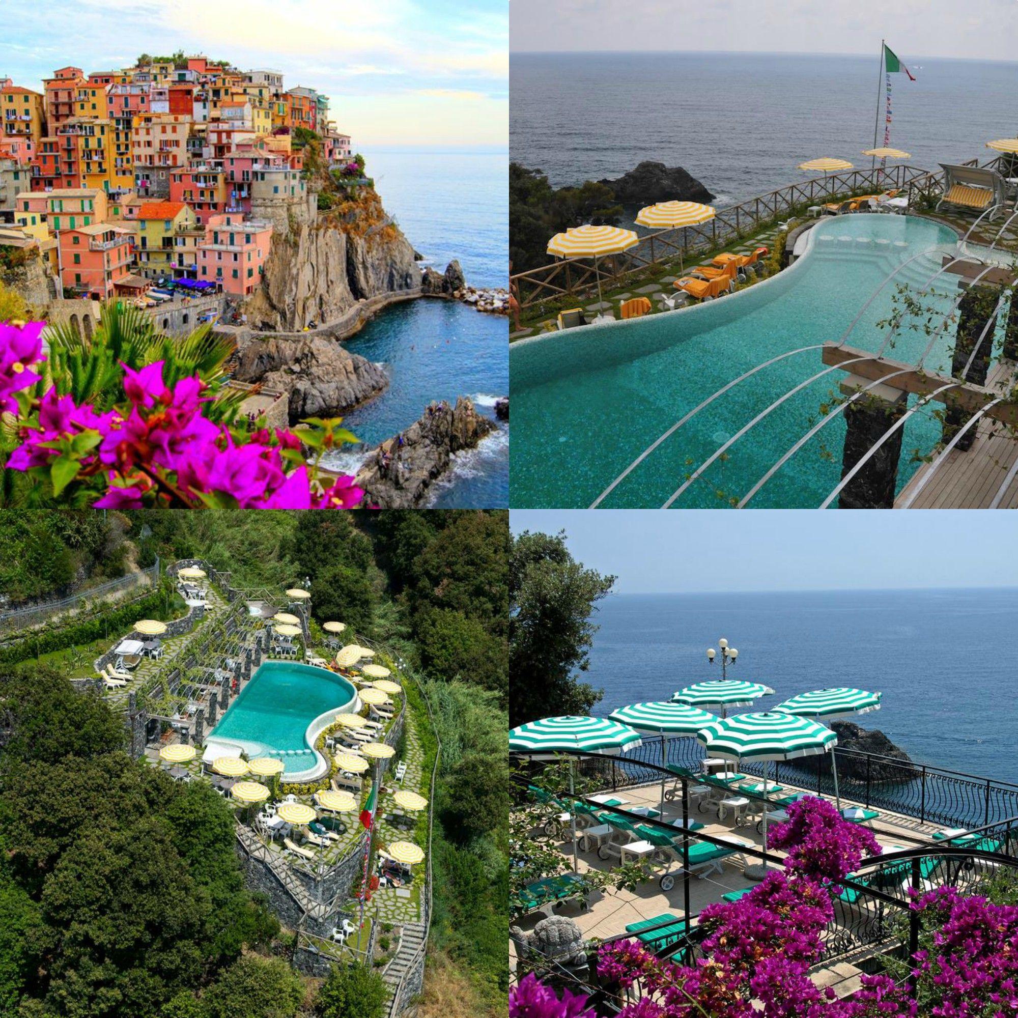 Luxury Hotel 4 Stars Porto Roca Monterosso Al Mare Cinque Terre