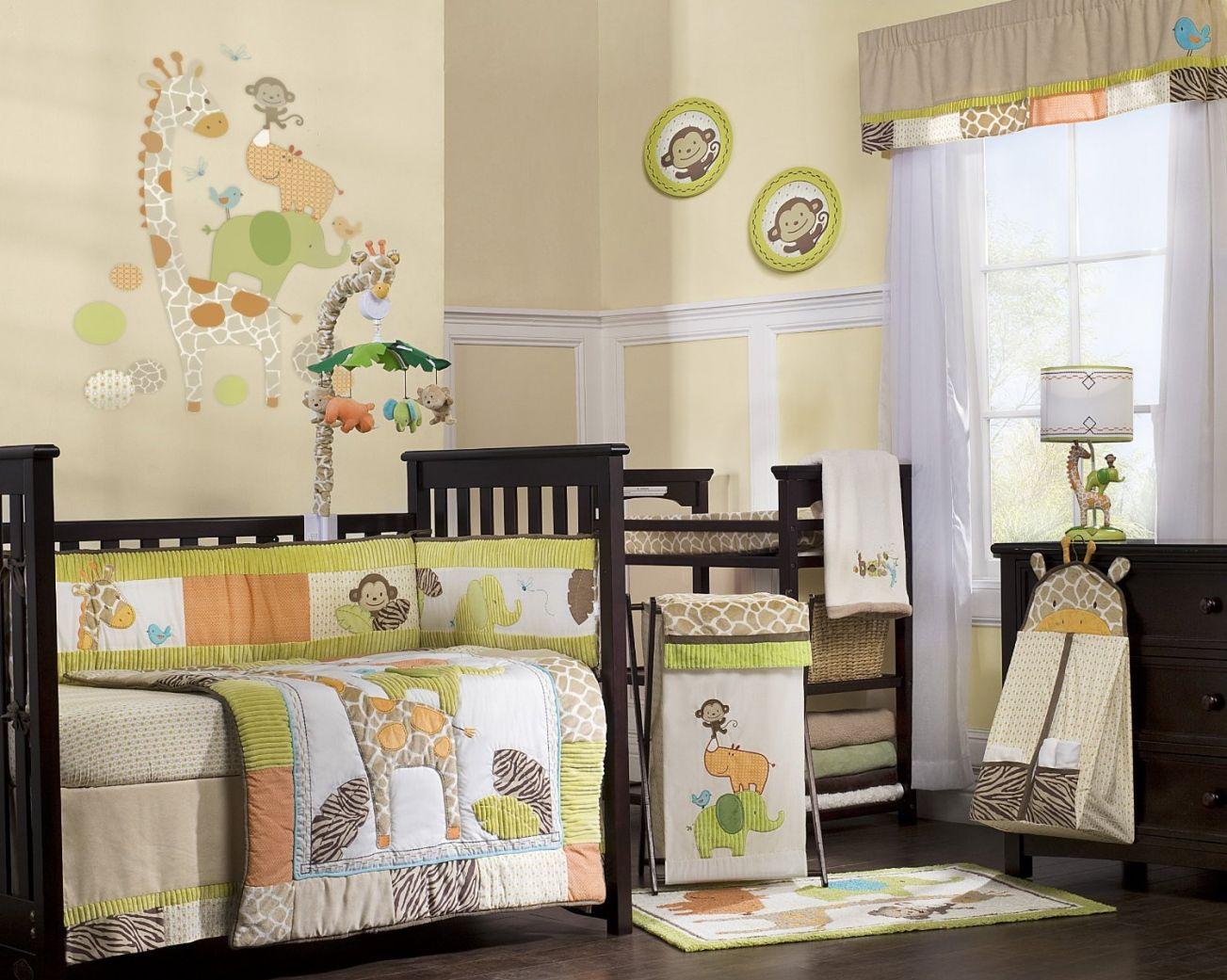 Unisex Baby Room Decor