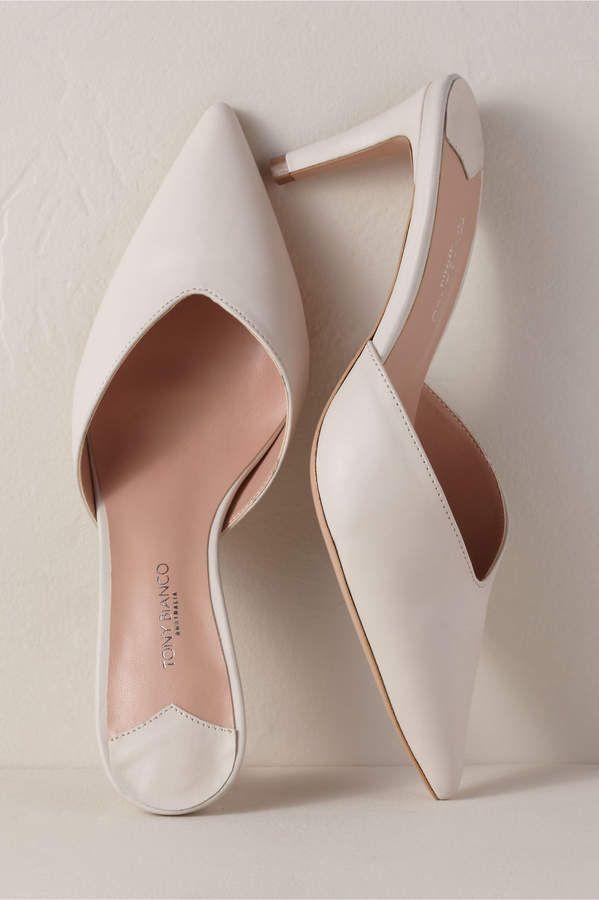 Tony Bianco Geva Heels   Bridal shoes