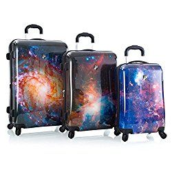 Set of 2 Luggage Tags The Starry Night Suitcase Labels Travel Accessories