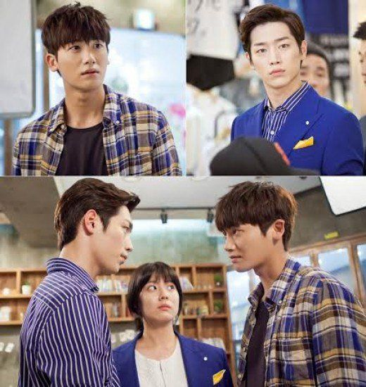 """ZE:A's Park Hyung Sik and Seo Kang Joon Face Off in """"Why Are Families Being Like This?"""""""