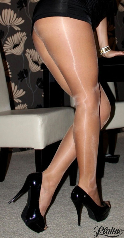 Shiny pantyhose Glossy