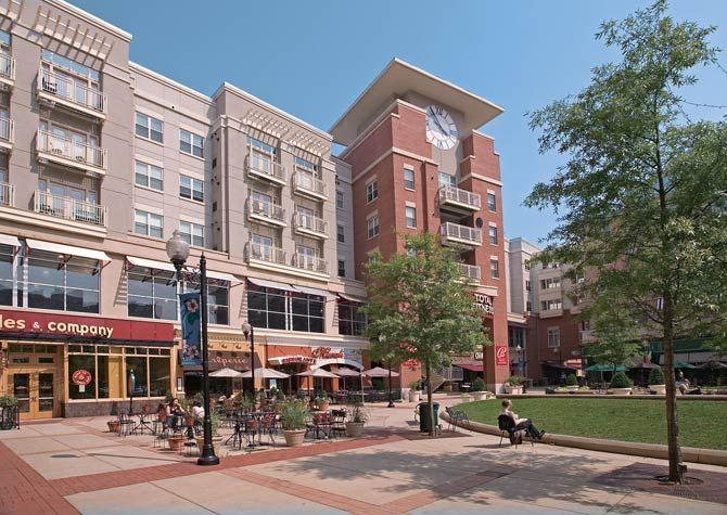Post Pentagon Row Is Part Of A Mixed Use Development In Arlington Featuring Luxury Apartment H Apartment Communities Historic Neighborhoods Arlington Virginia