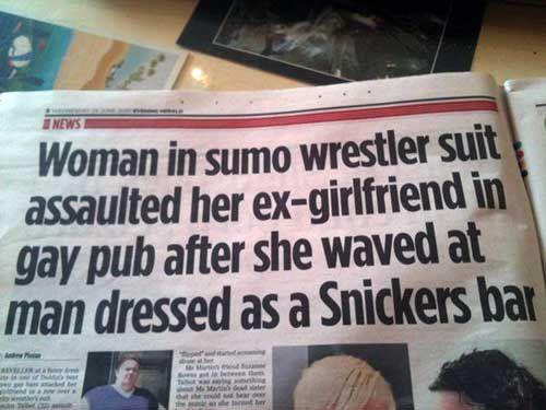 Best Wtf News Headline Ever Funny Headlines Funny News