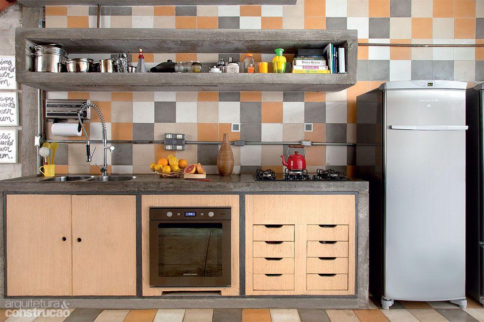 100 Cozinhas Para Amar Interior De Cozinha Cozinhas Domesticas