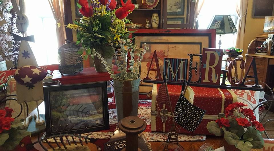 Bongos tea room and south oak antiques located at 104