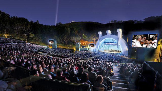 outdoor concert venue cbs los angeles amphitheater design the rh pinterest com