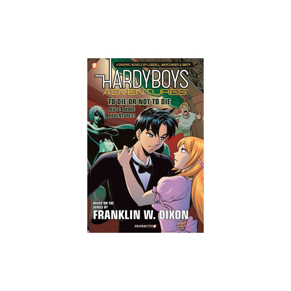 Hardy Boys Adventures 1 (Paperback) (Scott Lobdell)