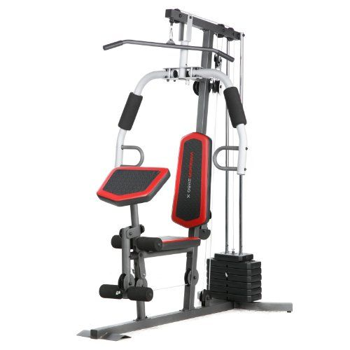 Weider 2980 X Weight System At Home Gym Home Gym Equipment Home Gym