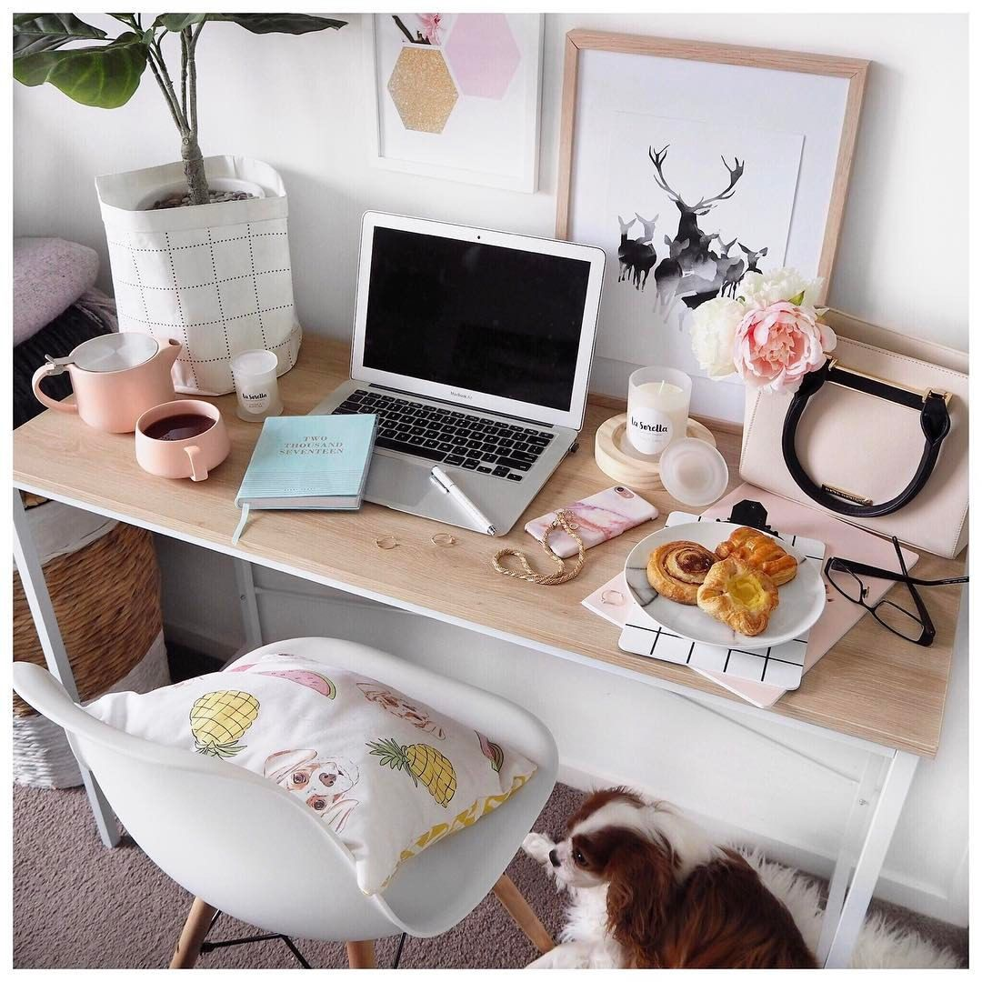 Kmart Australia Scandi Desk And Chair Lee Rachel Leerachel On Instagram Scandi Desks Cute Desk Chair Desk Inspiration