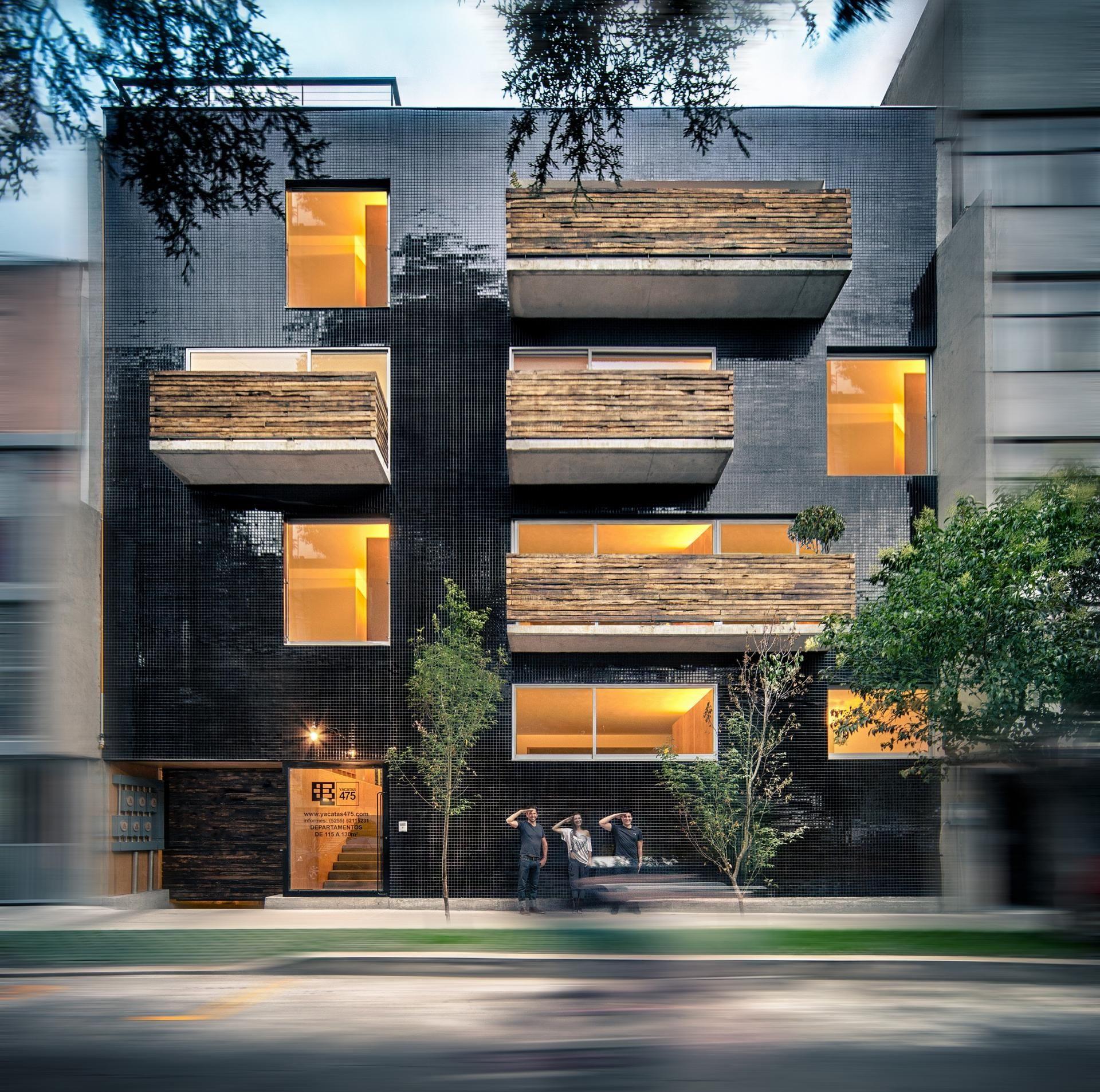 YÁCATAS 475 by EDAA | Estrategias para el desarrollo de arquitectura ...