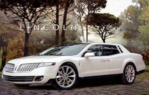 2016 lincoln continental concept | dannacars.info | Pinterest ...
