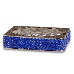 Jewelry Galore - Blue Tonya Bracelet - $35 #fashion #jewelry #women #tonya #blue #bracelet