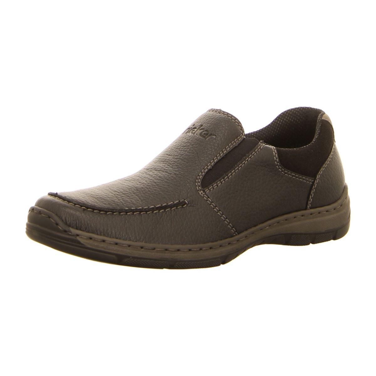 NEU: Rieker Slipper 15250 00 schwarz kombi | Schuhe