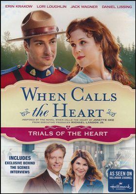 When Calls The Heart Trials Of The Heart Dvd Peliculas De Amor Peliculas Romulo Y Remo