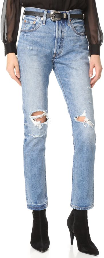 Levi s 501 Skinny Jeans by Levi s Levi s 501 Skinny Jeans by Levi s  Available Colors  Old Hangouts Available Sizes  28 29 30 31 32  DetailsClassic Levi s 501 ... 34cd86ebaf15d