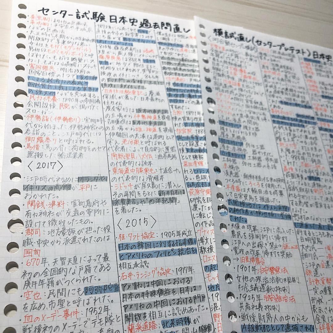 定期 法 勉強 古典 テスト