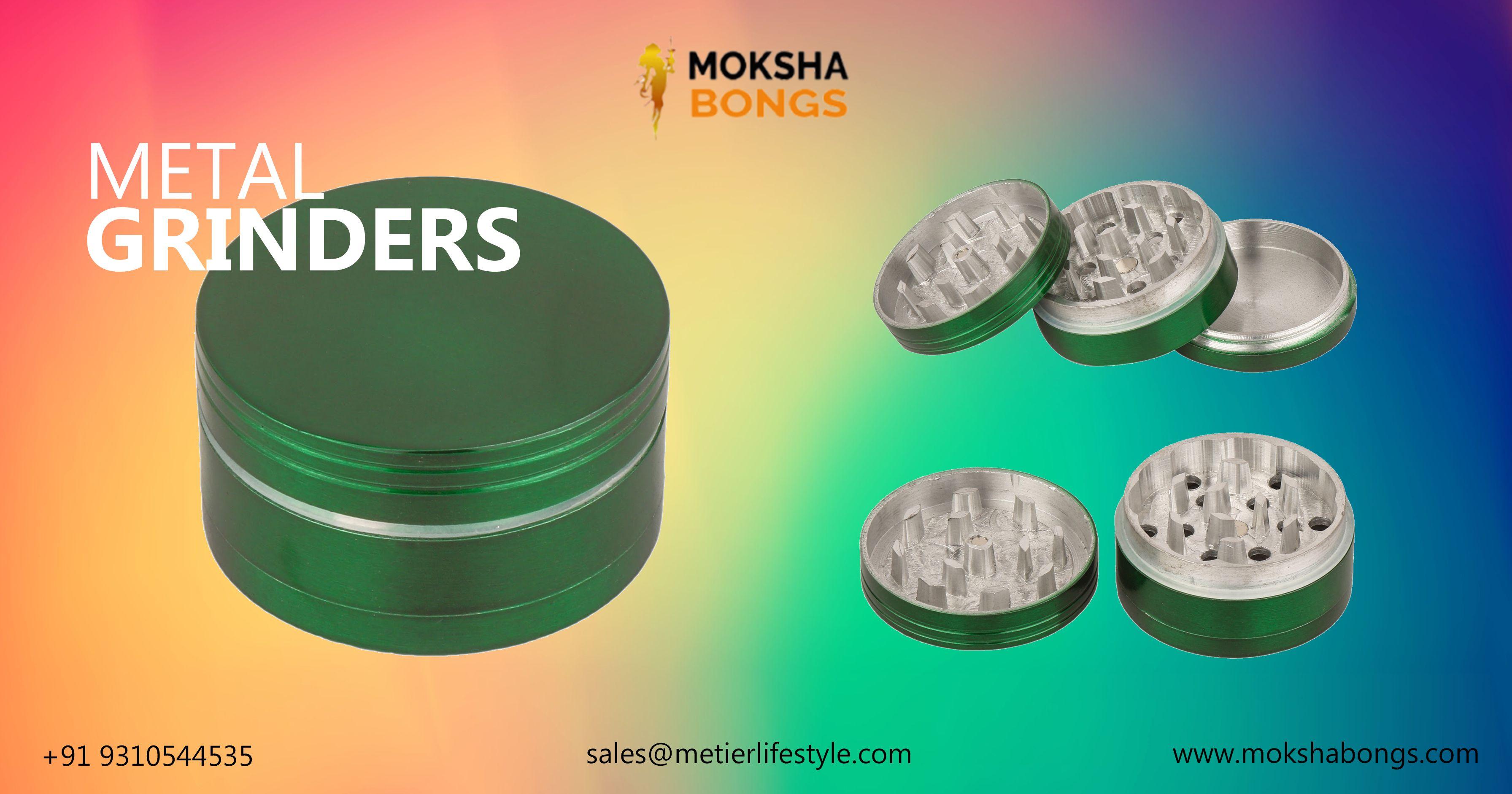 b11bd3d7ded Online buy herb weed grinder at best price in India - Mokshabongs ...