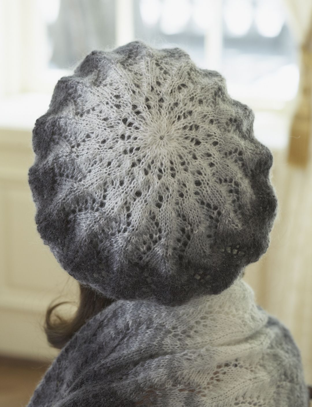 Vine Lace Beret Knit&Crochet Pinterest Lace, Knitting and Vines