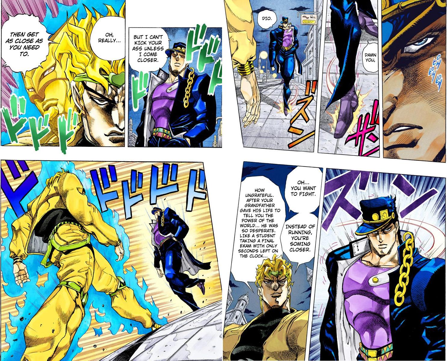 Scene In Manga Oh You Re Approaching Me Jojo Approach In 2020 Jojo Memes Jojo Anime Jojo Bizzare Adventure