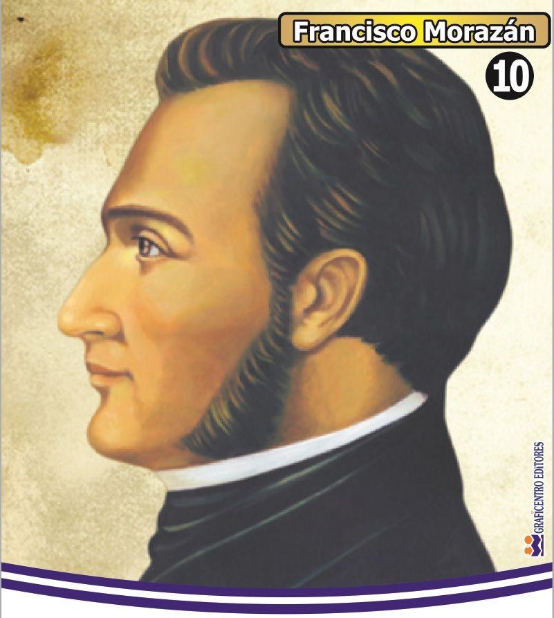 Gral. Francisco Morazán, nació en Tegucigalpa el 3 de octubre de 1792. Gobernó a la República Federal de Centro América de 1827 a 1842. Saltó a la fama luego de su victoria en la legendaria Batalla de La Trinidad en 1827. Hasta su muerte en 1842, Morazán dominó la escena política y militar de Centroamérica. Promulgó las reformas liberales, que incluyeron: educación, libertad de prensa y de religión entre otras. Murió fusilado en Costa Rica el 15 de septiembre de 1842.
