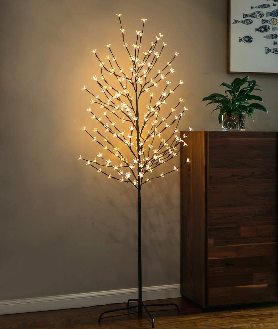 Boughtagain Awesome Goods You Bought It Again Tree Lighting Outdoor Christmas Lights Tree Lamp