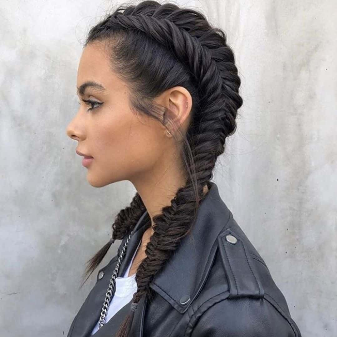 27 Workout Hairstyles To Look Stylish While Working Out Hair Hacks Hair Styles Edgy Hair