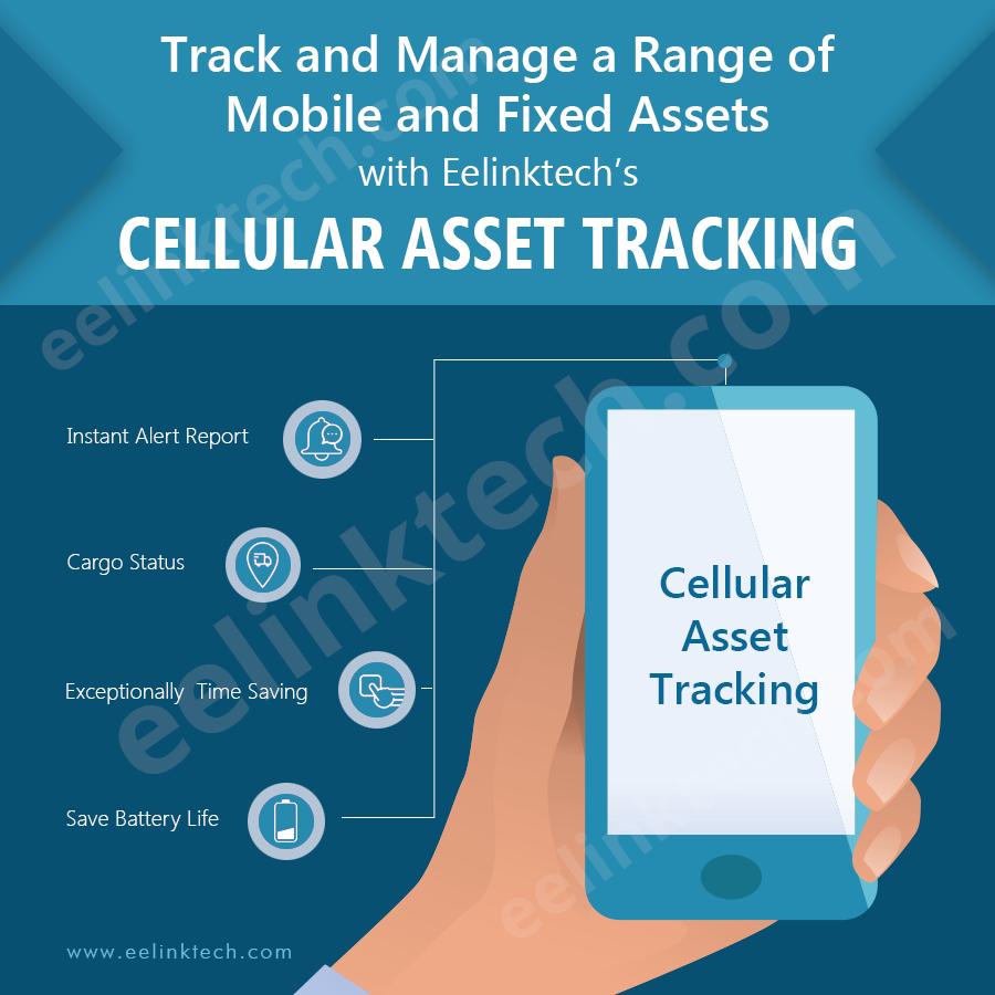 Eelinktech employs the most advanced cellular technology
