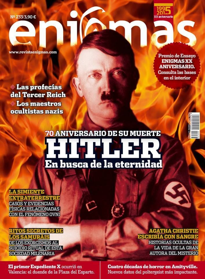 Enigmas. 233. Abril 2015. #Revistas #NubicoPremium http://www.nubico.es/premium/ebooks-de-varios%20autores-1306/enigmas-233-abril-2015-varios-autores-2015471000792