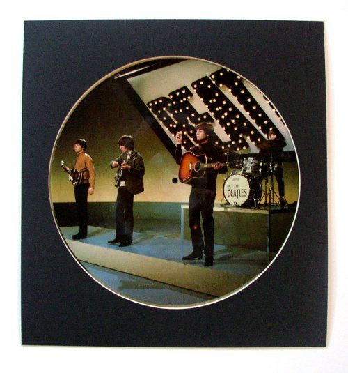 Beatle Double This Is An Extremely Rare Find For Both The Contents On The Disc And The Dual Sided Graphics The Graph Album Cover Art Album Frames Cover Art