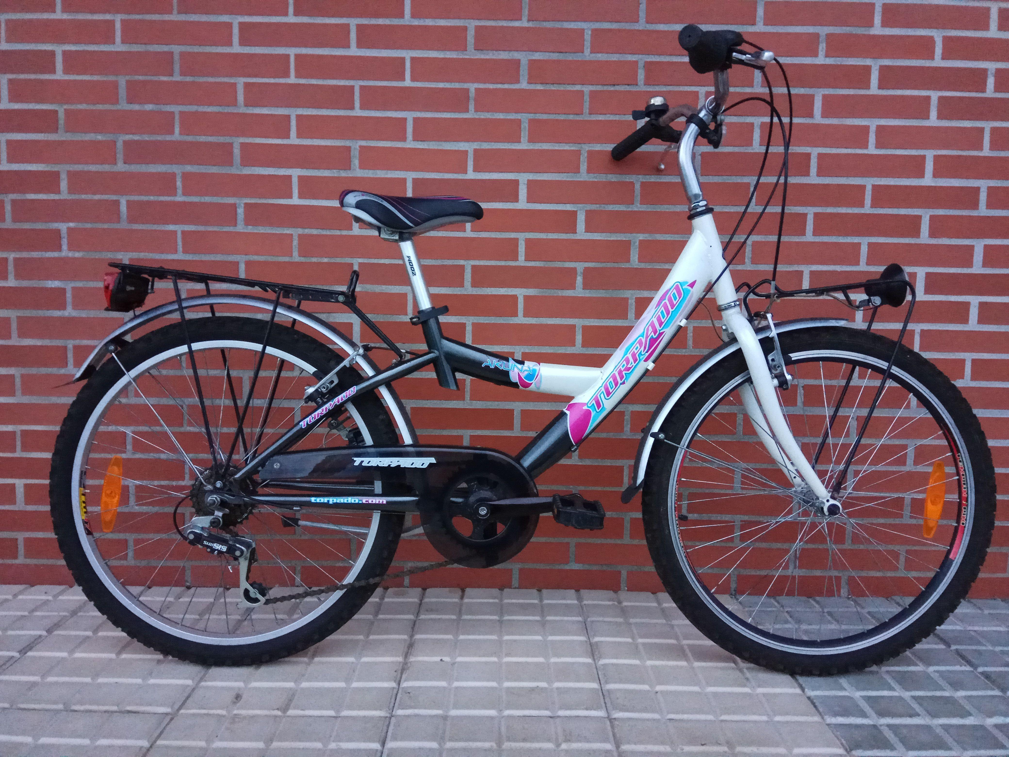 Bicicleta Torpado 90€ MARCA: Torpado MODELO: Akuna CLASE: Montaña y ...