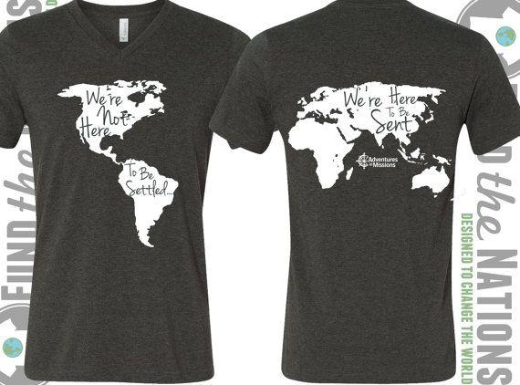 World map shirt grey world race fundraiser by fundthenations go world map shirt grey world race fundraiser by fundthenations gumiabroncs Gallery