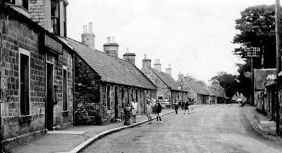 Tour Scotland Photographs: Old Photographs Milton Of Balgonie Scotland