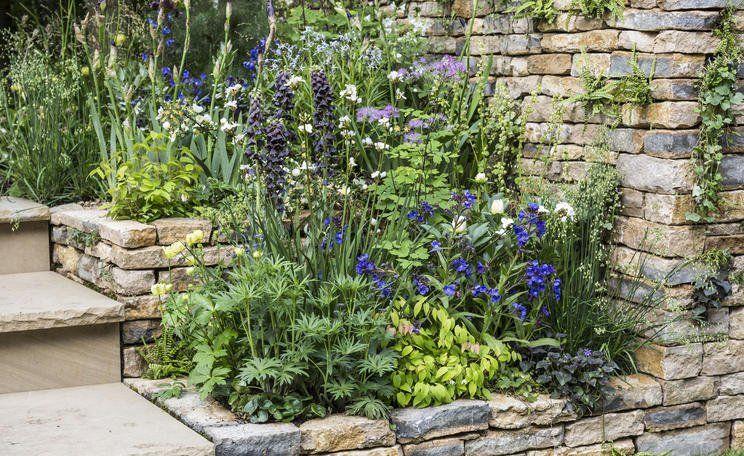 Gartenmauer Bauen Praktische Tipps Und Tricks Gartenmauern Garten Und Bepflanzung