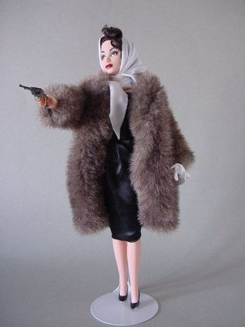 Joan Crawford Doll, 'Mildred Pierce'.