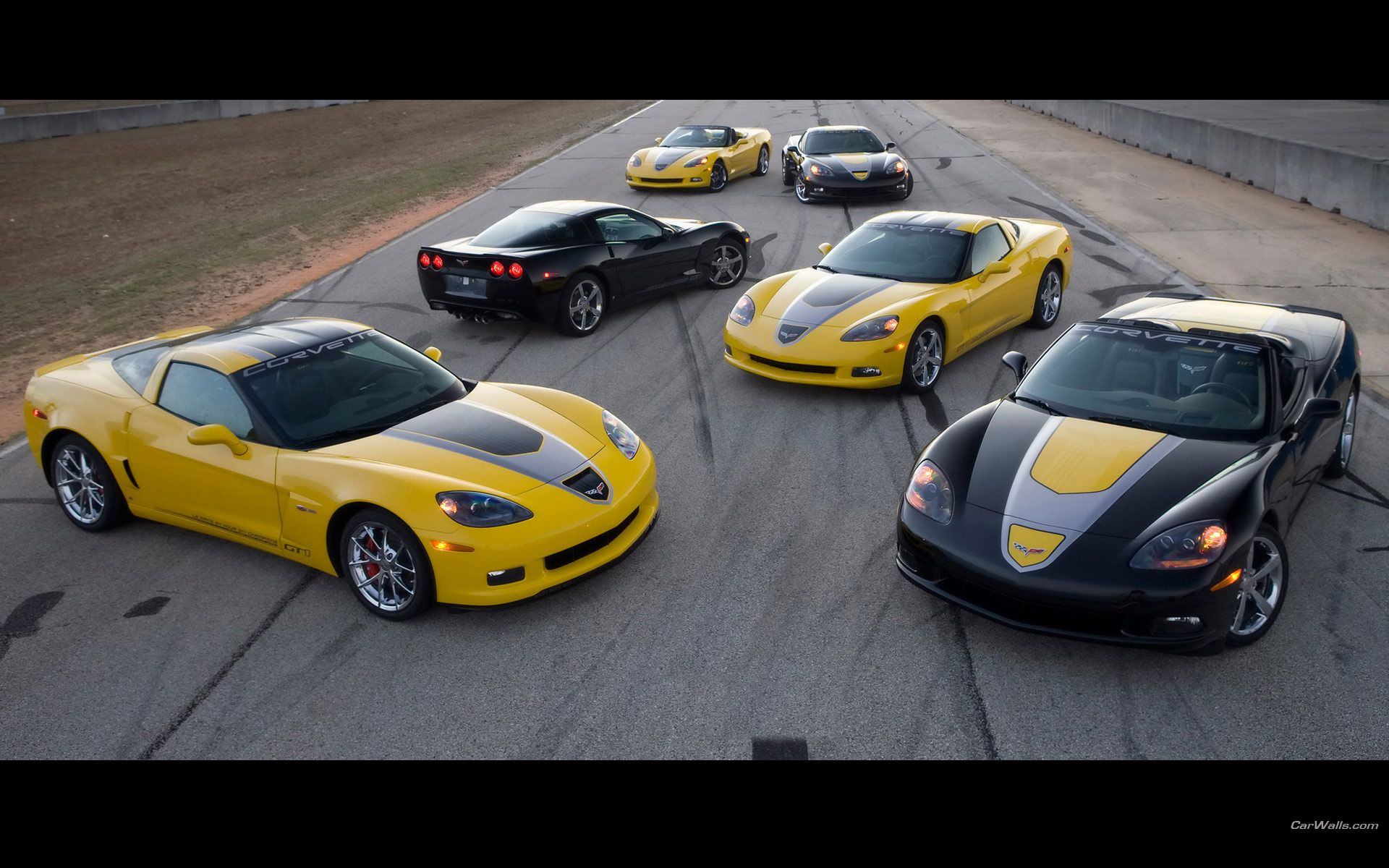 Ultra HD Chevrolet Corvette GT1 389 1920�1200